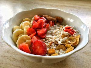 Crema budwig colazione