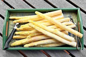 Congelare asparago