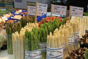 Conservare asparagi