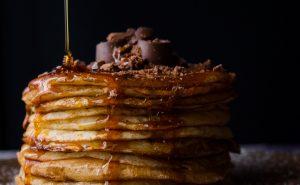 pancake cioccolato farina integrale