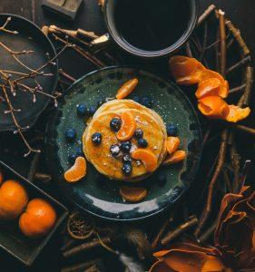 Pancake farina integrale