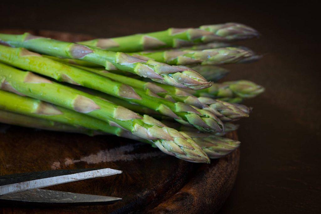 Periodo raccolta asparagi
