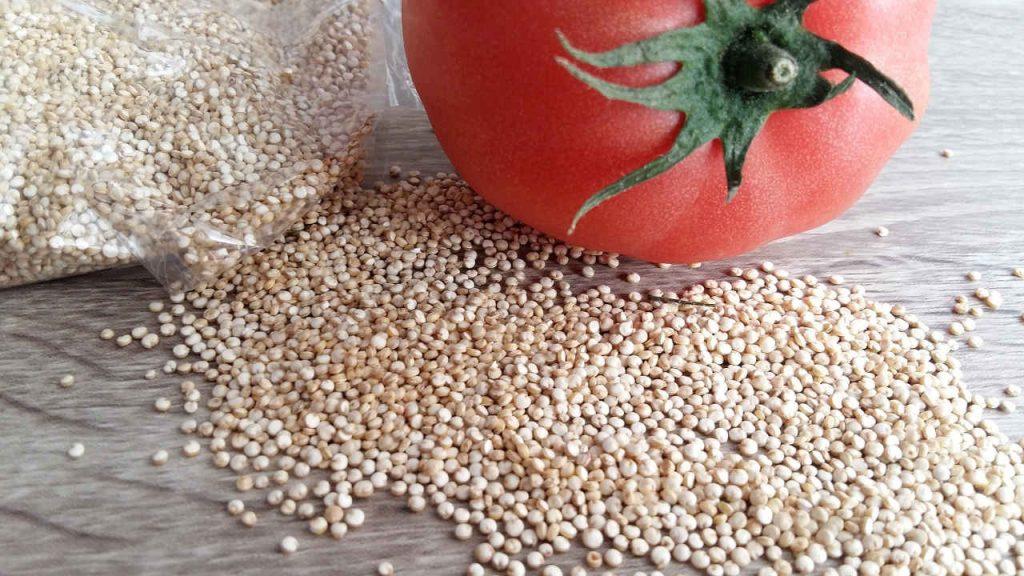 dosaggio quinoa mangiare