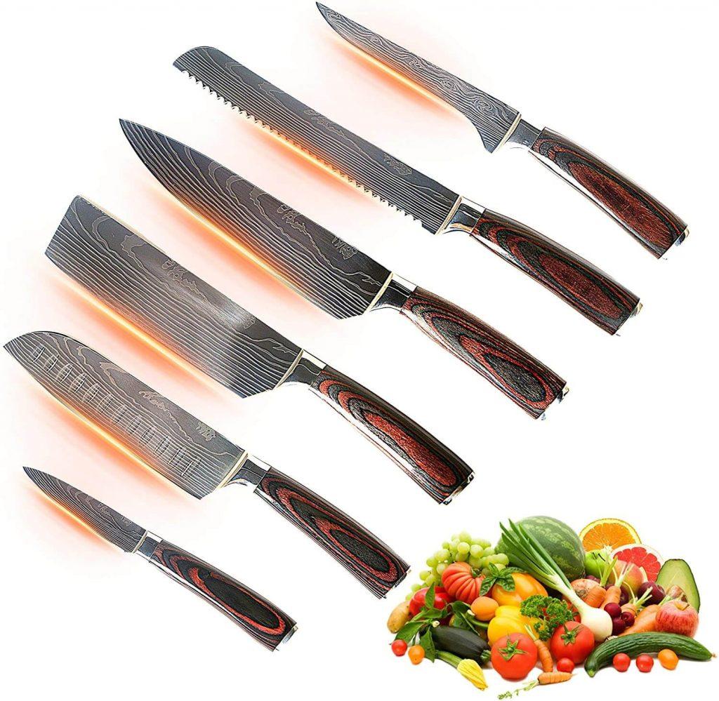 coltello cucina giapponese jikko