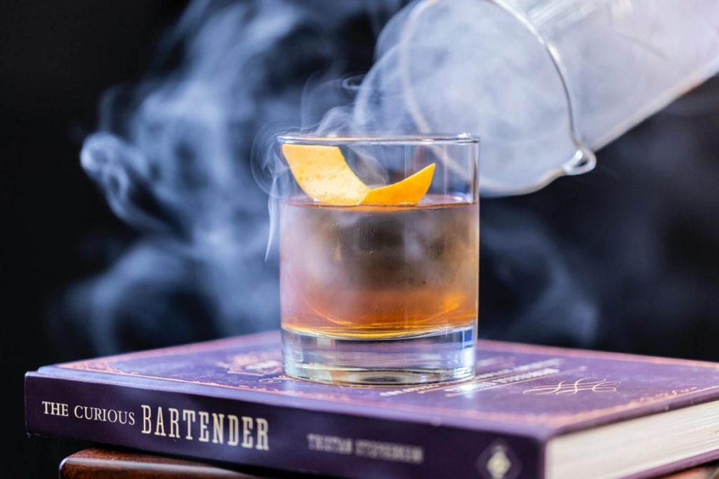 pistole per affumicare cocktail a freddo